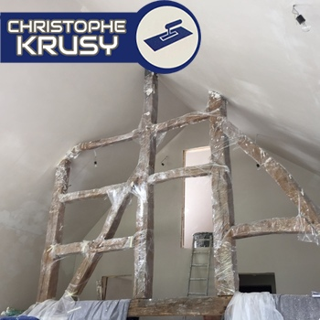 Plafonnage Krusy - Nos réalisations
